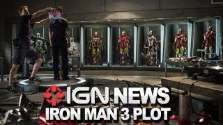 IGN News - Iron Man 3 Official Plot Synopsis Revealed ���� ��������