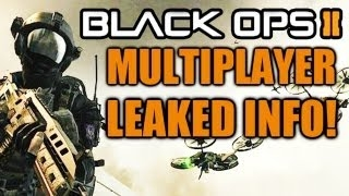 Black Ops 2 - Multiplayer NEW Create a Class System   NEW Wager Match Game & Attachment