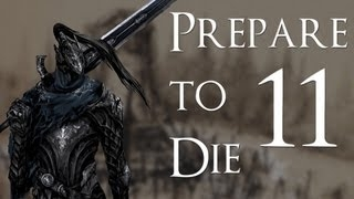 Dark Souls - Let's Prepare to Die 11 - Chester, Oolacile Township, Abyss Sword
