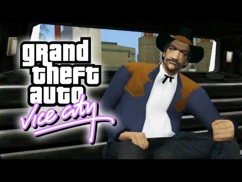 ������� GTA: Vice City ���� �3 - ��� ���������� ������ ��� ��������� ������ � ��� �������