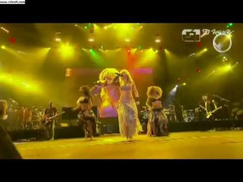 Shakira Waka Waka Live HD 720p HOT !! Latin Grammy Awards 2013 She Wolf Loca Music Video Rabiosa шакира песня vevo