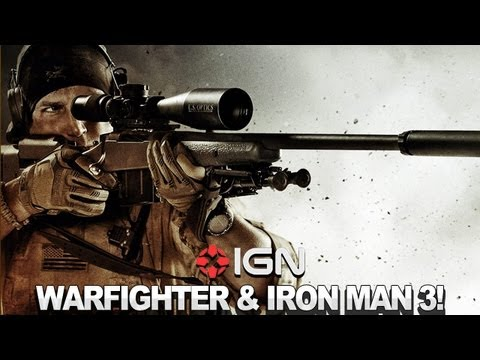 Game Scoop! - Medal of Honor Warfighter & Iron Man 3! - Game Scoop! 10.24.12 ����� �� ����� ���� ���� �����