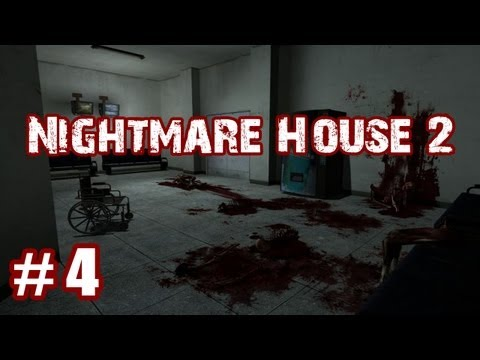 Let's Play Nightmare House 2 - Part 4 - Horrible Skeletons