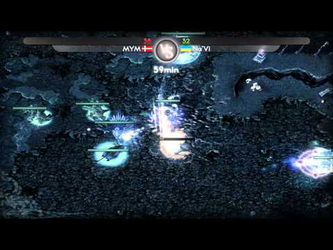 MYM vs Navi highlights / aug 2011 / by laxcius # DP