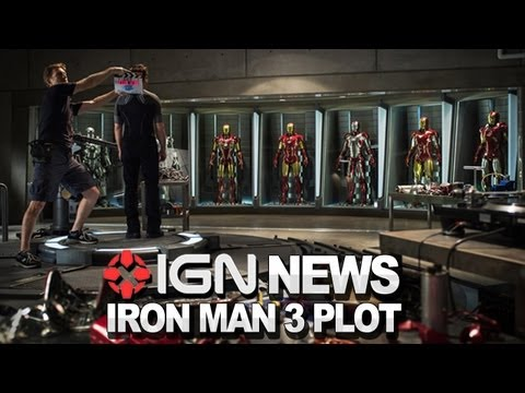 IGN News - Iron Man 3 Official Plot Synopsis Revealed анна седакова
