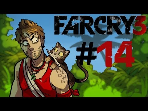 Operation Kill Vaas - Far Cry 3 Campaign Gameplay / Walkthrough w/ SSoHPKC Part 14 - Hit & Run сериал фар край 3