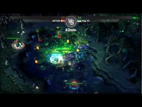 MYM vs Navi highlights / The Game of 2011 песня из мувика  mym vs navi highlights / aug 2011